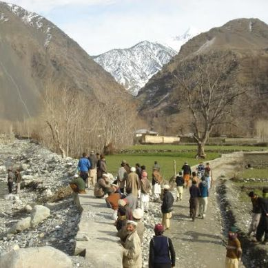 Mitigating Risks: Embankment inaugurated in Chitral