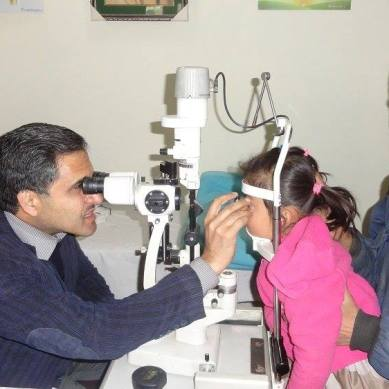 300 eye patients benefit from free medical camp organized by Imamia Complex, Ganish