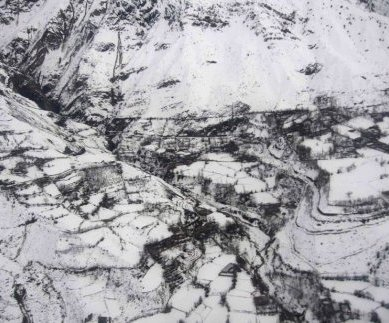 Avalanche kills two students, brother and sister, in Chitral