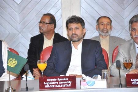 GBLA Deputy Speaker Jamil Ahmad