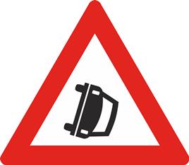 Norwegian-road-sign-153