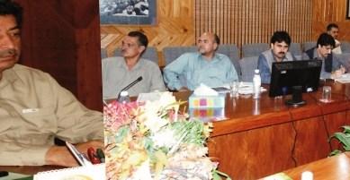 Gilgit: Preparations afoot for Shandur Festival
