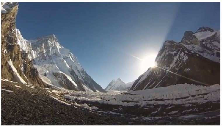 "Documentary – ""Receding glaciers in Pakistan"", by Saleem Shaikh"