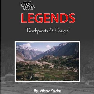The Legends-Development & Changes [Book Review]