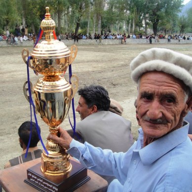 """Polo team from Chitral visits Yasin Valley, """"Jashn-e-Faqeer"""" celebrated"""