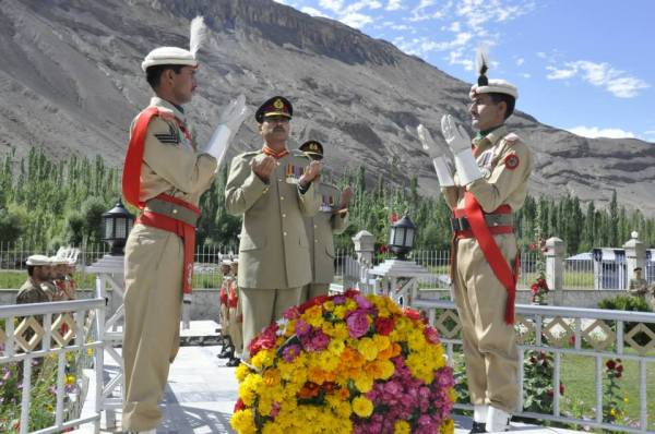 Lalak Jan Shaheed was martyred during the Kargil War. He was posthumously offered the highest gallantry award of Pakistan