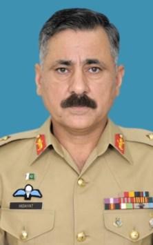 Lieutenant General Hidayatur Rehman