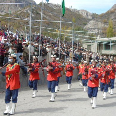 Gojal: 23rd October celebrated with traditional zeal and zest