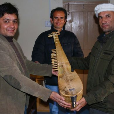 Gulmit Edu & Social Welfare Society planning to organize music classes for youth