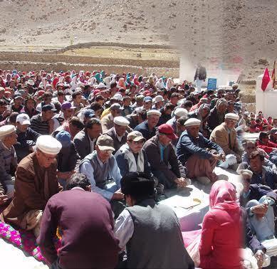 Baba Ghundi International Festival 2014 celebrated in Chipurson