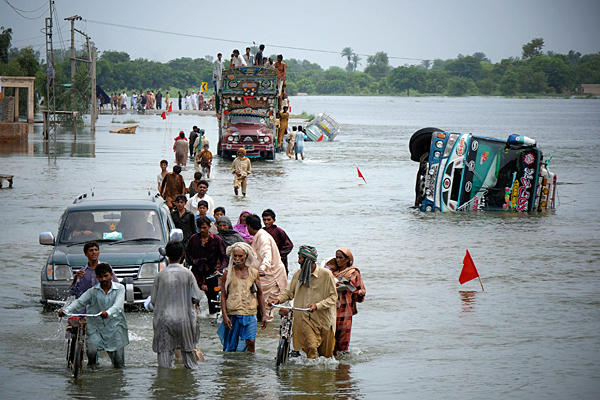 Pakistan, Philippines, Cambodia, India soar up list of climate-impacted in 2013 – report