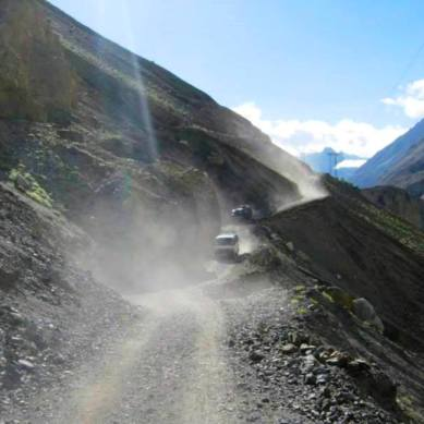 Residents of Misgar (Gojal) threaten to block KKH if road to their village is not reconstructed