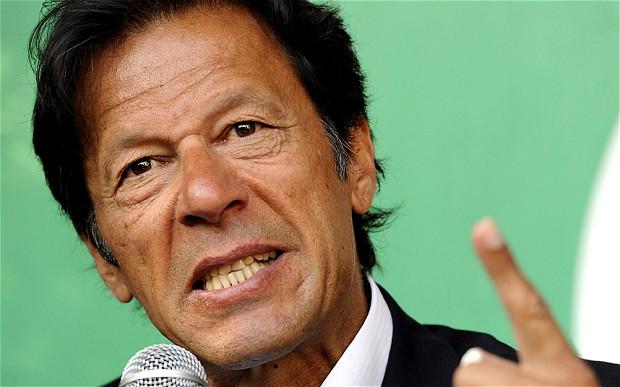 Imran Khan accuses Nawaz Sharif of pre-poll rigging in Gilgit-Baltistan