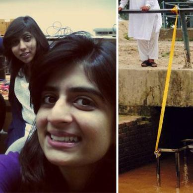 Project of LUMS students, including a female from Gilgit-Baltistan, selected for ICCG Best Climate Practices Contest