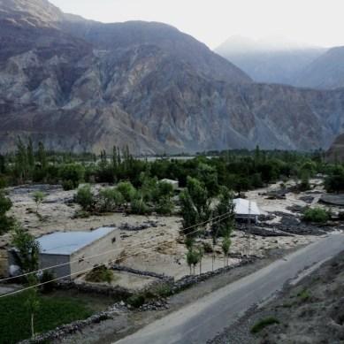 200 million rupees being spent on widening of Biyarch-Damas Road