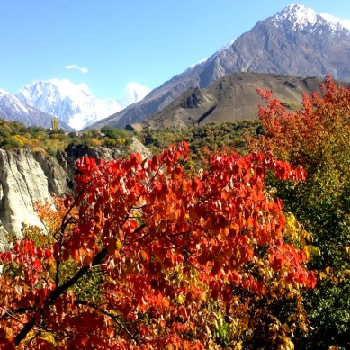 14 amazing photographs of autumn beauty in Nagar Valley