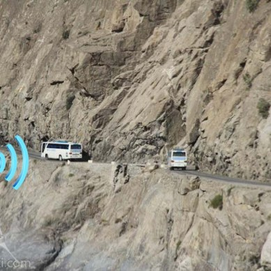 Chief Minister GB asks Special Communications Organization (SCO) to install cellphone towers across the Karakuram Highway