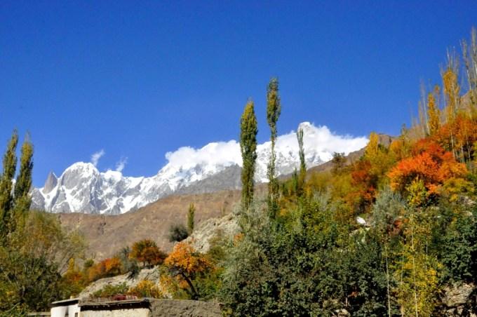 Lady finger view from Nagar Khas