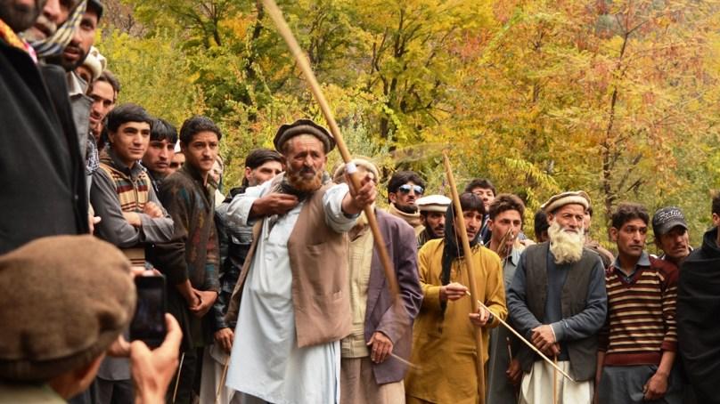 Shoru Festival celebrated in Kalash Valley, Chitral