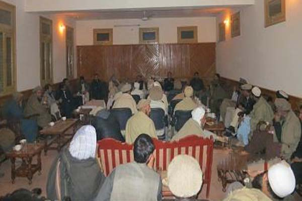 Chilas: Jirga formed for recovery of kidnapped SCO officials