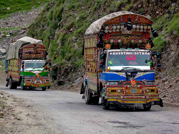 Hundreds stranded as KKH gets blocked near Dassu