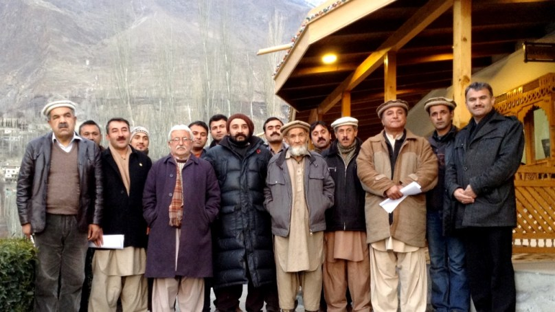 Hunza hoteliers discussed formation of district level association