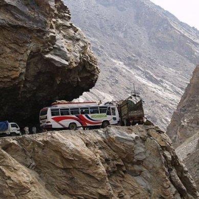 Work on Gilgit-Skardu road hailed