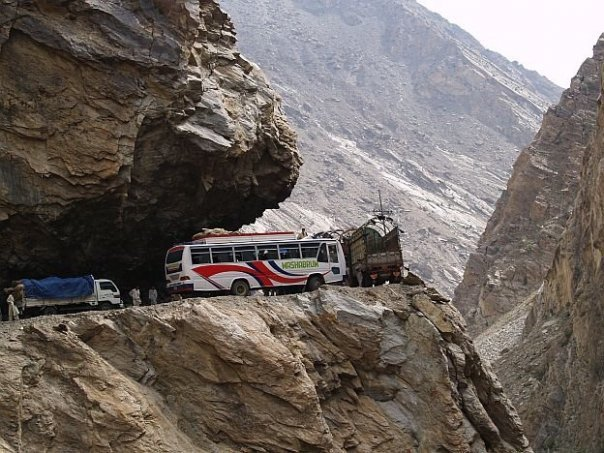 Work on Gilgit-Skardu road hailed