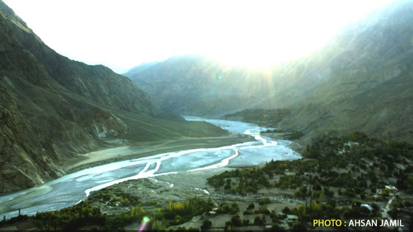 Adapting agriculture to climate change must for achieving food security in Gilgit-Baltistan
