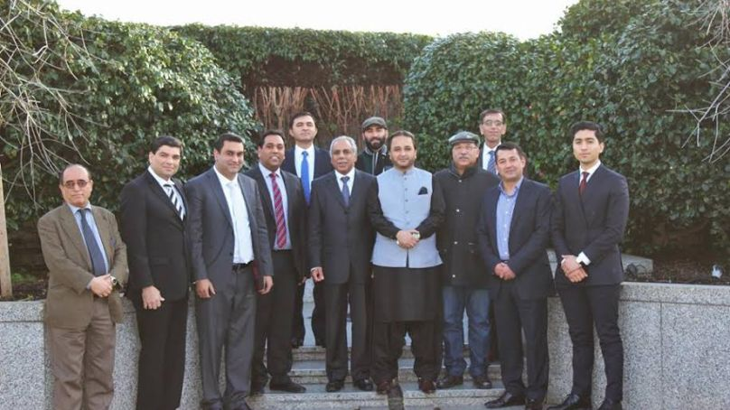 CM Gilgit-Baltistan visits Ismaili Centre London, invites businessmen to explore investment opportunities
