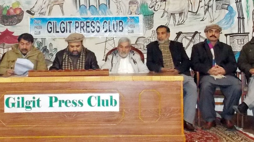 Anti-Tax drive launched in Gilgit-Baltistan, strike called on 14th January