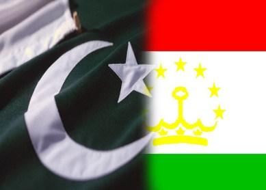 Pakistan, Tajikistan agree to enhance ties in all sectors