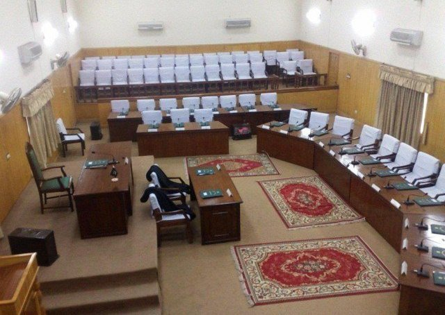 Gilgit: Taxation debate turns ugly as legislators scuffle, trade profanities