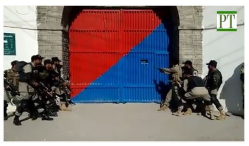 Mock counter-terrorism drill conducted in Gilgit