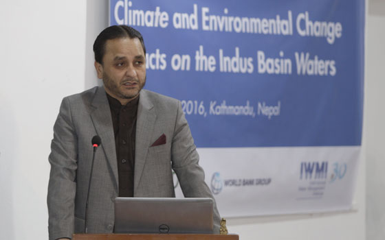 Need for knowledge-sharing, research to address climate impacts on Indus River Basin emphasised