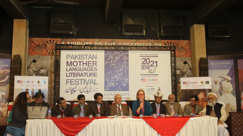 Gilgit-Baltistan and Chitral well represented at the Pakistan Mother Languages Literature Festival