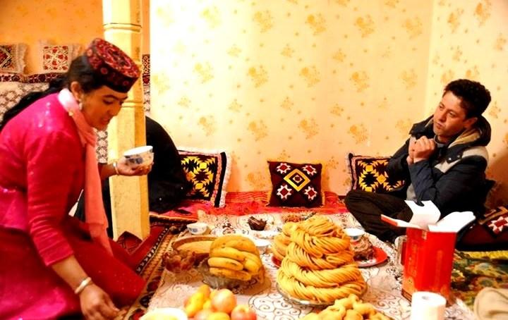 Photographs of Navroz celebrations in Tashqurghan, Xinjiang – China