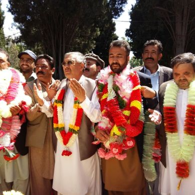 Six members of Gilgit-Baltistan Council elected