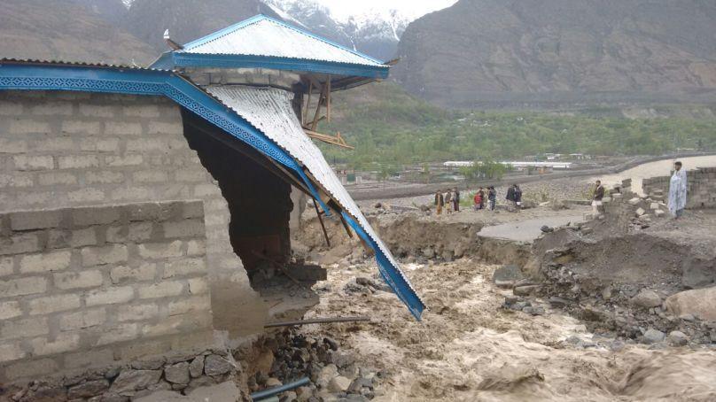 Rains wreak havoc across Gilgit-Baltistan, 10 people killed in rain related incidents in Diamer