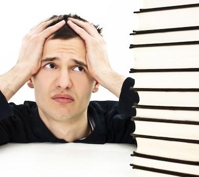Effects of studies overburden and mental health
