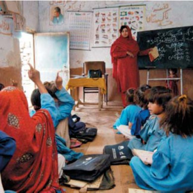 Comparative Study of Pakistan's Divided Education System