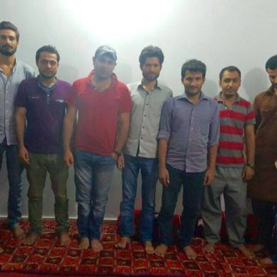 Haramosh Students Organisation elects new cabinet