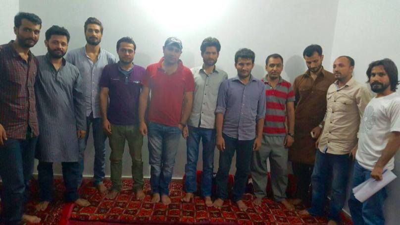 Haramosh Students Organisation elects new cabinet