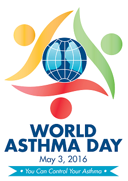 """""""You Can Control Your Asthma"""" – World Asthma Day 2016"""