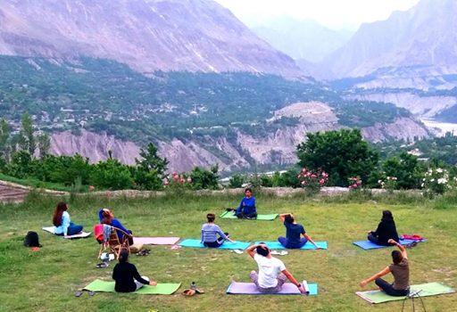 1 million tourists to visit Gilgit-Baltistan this year, hopes Chief Secretary