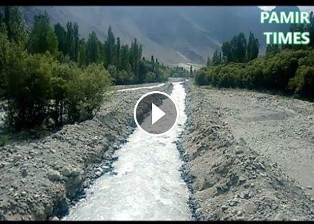 Disaster preparedness in Shigar