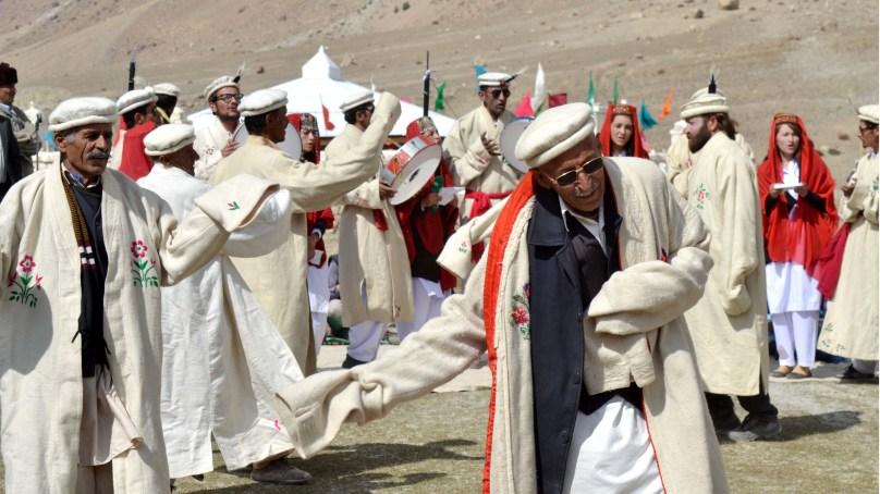 Baba Ghundi Festival held in Chipursan Valley, Gojal