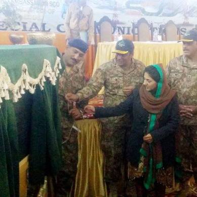 SCO launches cellular service in Shimshal Valley