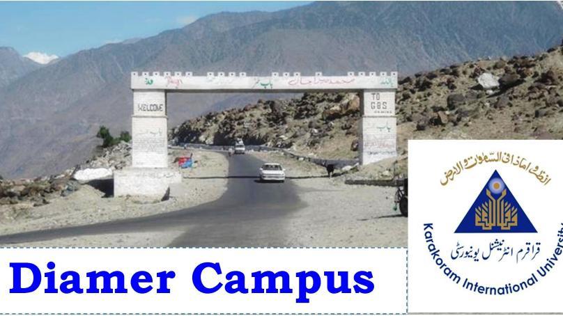 Government approves KIU sub campus in Diamer district