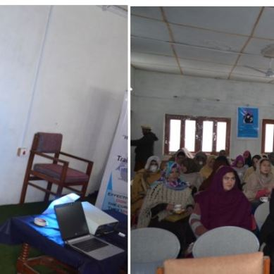 NGO starts teacher training session in Astore